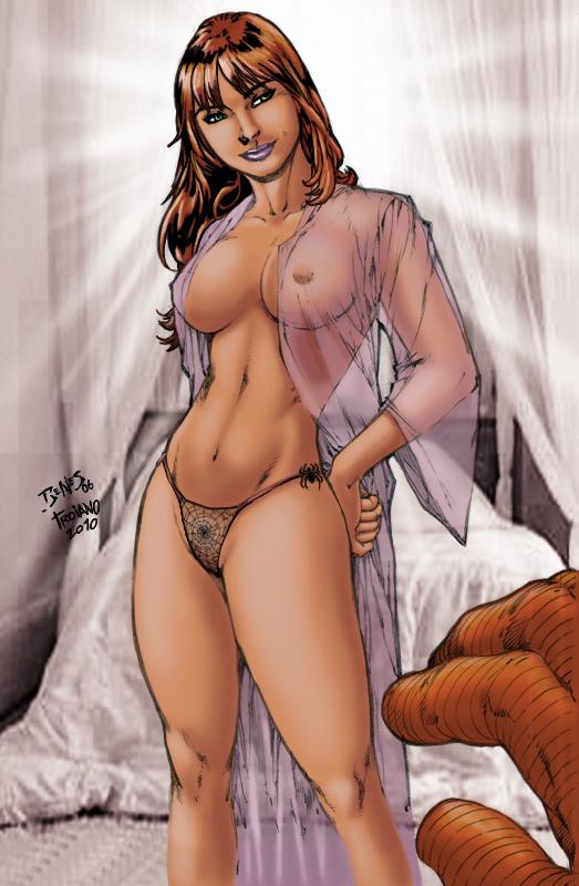 голая мэри джеин фото