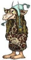 Giraffe-like Wild Thing