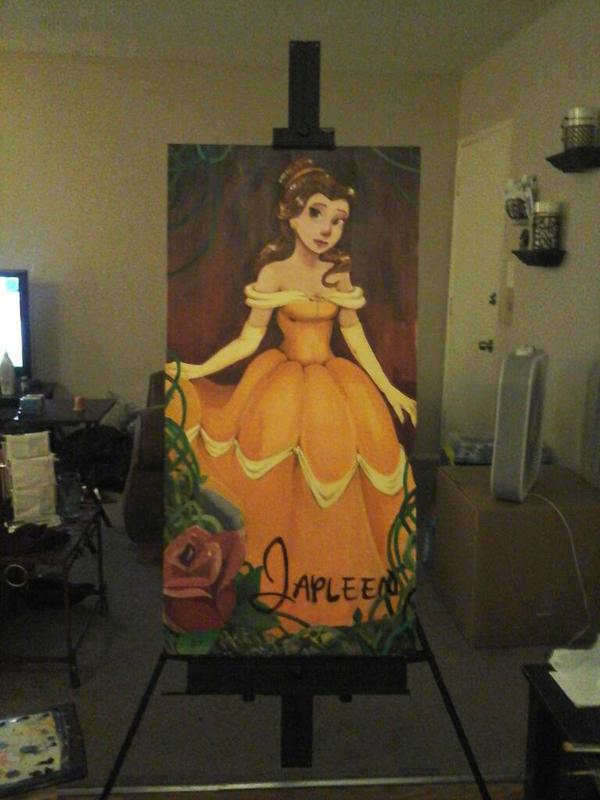 Belle by sana579
