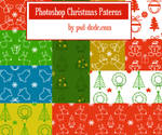 Photoshop Christmas Patterns