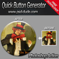 Button Generator Action by PsdDude