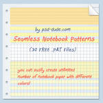 Notebook Pattern