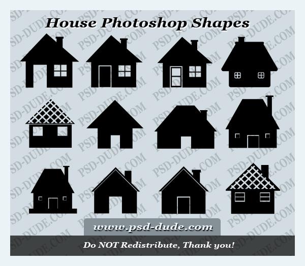 House Custom Shape