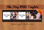 Film Strip FREE PSD