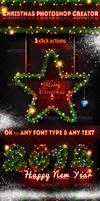 Christmas Photoshop Creator