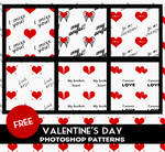 Heart Patterns Free Download