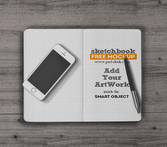 Free Sketch Mock-up