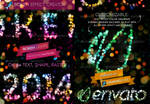 Bokeh Lights Photoshop Action