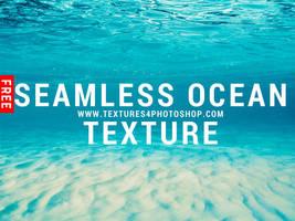 Seamless Underwater Background by PsdDude