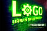 FREE Neon PSD