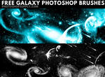 Space Brushes by PhotoshopSupply