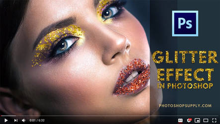 Video Tutorial: Glitter Effect in Photoshop