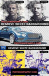 FREE: Remove White Background | PhotoshopSupply by PsdDude