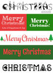 FREE Christmas Fonts by PsdDude