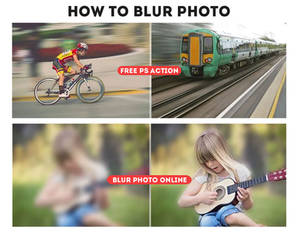 How to Blur Photo Easy