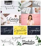 Signature Creator   Signature Fonts by PsdDude