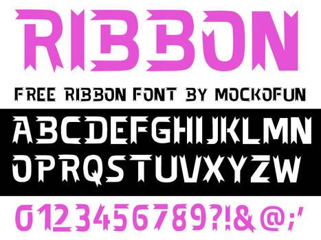 MockoFun Ribbon Font Free Download