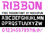 MockoFun Ribbon Font Free Download by PsdDude