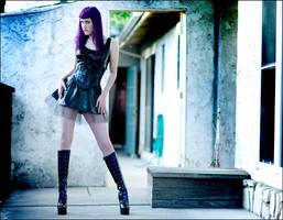 Black Vinyl by NatalieAddams