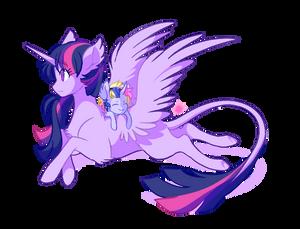 Twilight and Ray