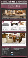 Furniture Store E-newsletter