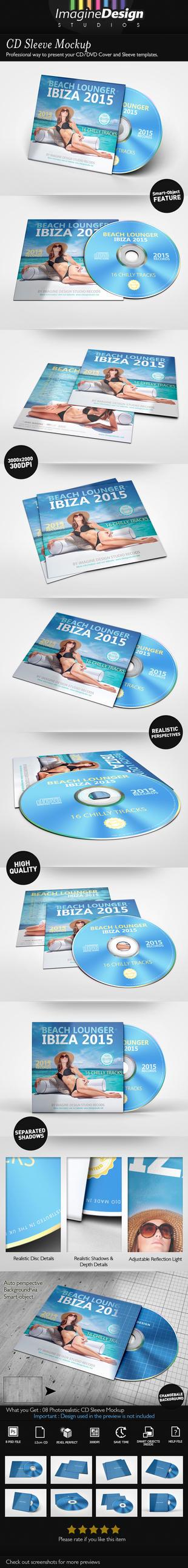 CD-Sleeve-Mockup by idesignstudio