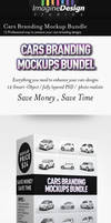 Cars Branding Mockups Bundle