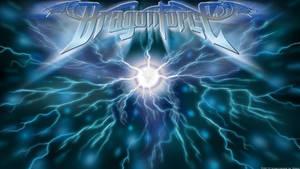 Dragonforce Energy-Dragon Wallpaper
