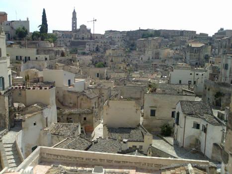 Pompei landscape