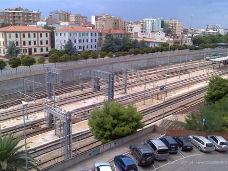 Termoli train station
