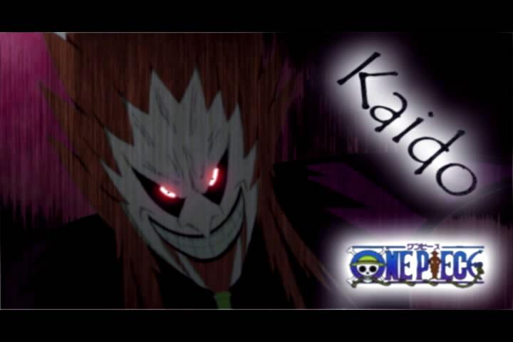 Kaido one piece