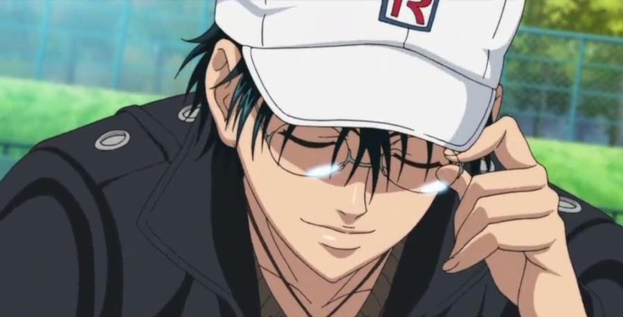Ryoma Echizen in Glasses by RosyAeris
