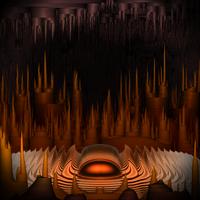 Alien Cave 4k