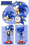 Sonic Reference Sheet