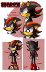 Shadow Reference Sheet