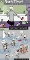 Bath Time! - Babybones Part 5