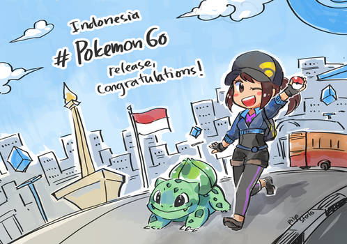 Pokemon Go - Indonesia