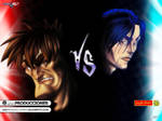 Owen vs Hells Wallpaper