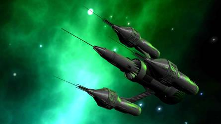 Liberator by SciFiZone