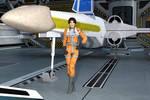 X-Wing Pilot Leia