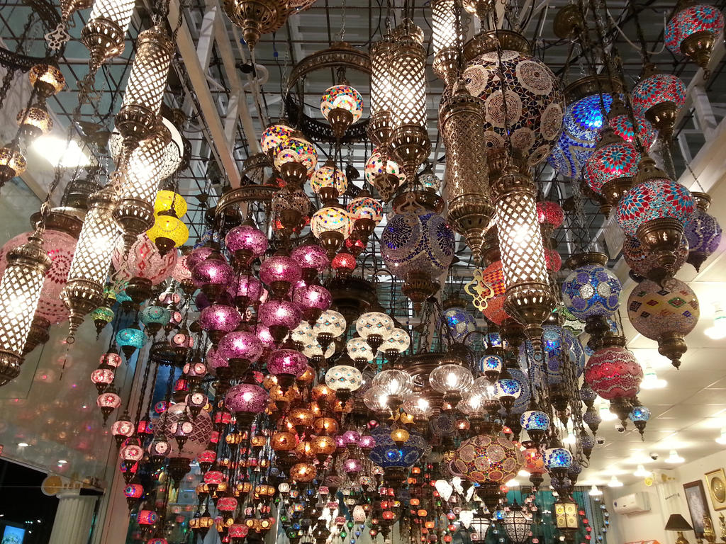 Moroccan chandeliers by as ra on deviantart moroccan chandeliers by as ra aloadofball Image collections