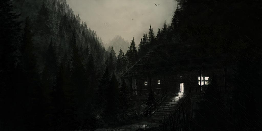 Hartland Woods by Antichristofer