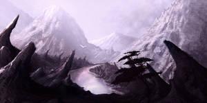 Rang Shada Mountains