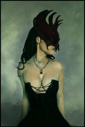Dragon Lady by Antichristofer
