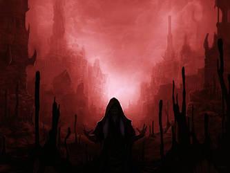 + Dark Wizard Two + by Antichristofer