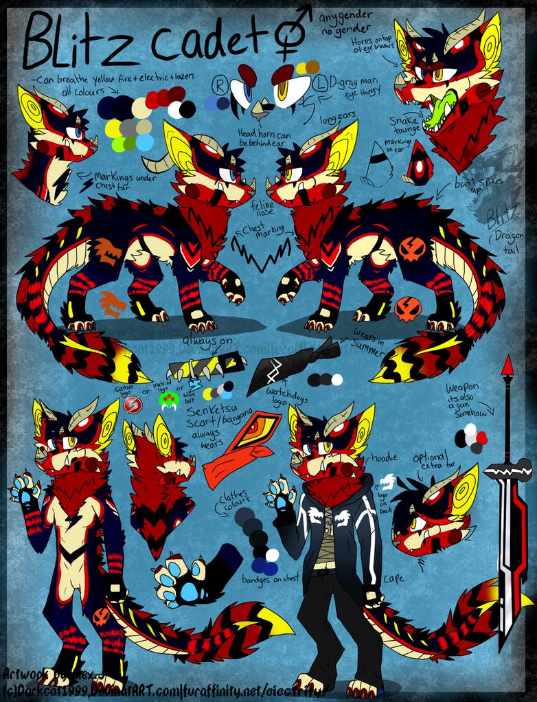 Blitz Cadet reffence +Update 1 by darkcat1999