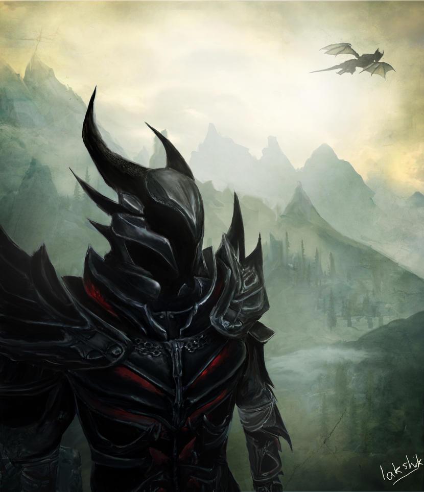 Dragonborn by lemonslip666