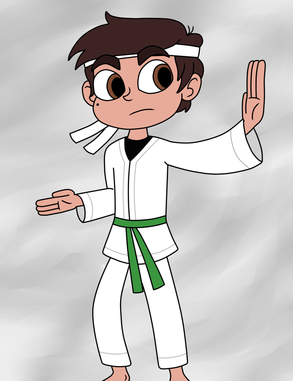 Karate Green Belt
