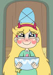 Star Butterfly is a door... a bowl