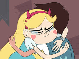 Marco leaves Star in the sad farewell by Deaf-Machbot